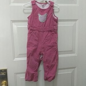 Baby Gap size 18-24 months girls corduroy jumper
